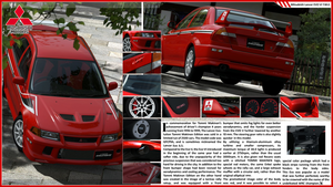 GT5 car review EVO VI TME by vanheart