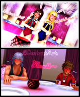 MMDKH ~ Bunny Hunny ~ Short Comic by XxChocolatexHeartsxX