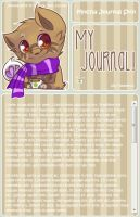 .: PC : Mocha Journal Skin :. by Yuminn