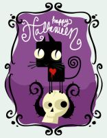 HAPPY HALLOWEEN by amota