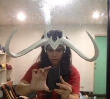 Lady Loki Headpiece by Ohridecon