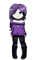 Chibi Zone-Tan by Thongchan