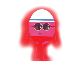 Dumb Ways To Haunt - Skellieflop by kindraewing