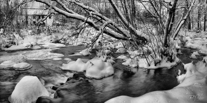 Cold Creek by Pajunen