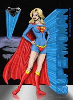 Superwoman -Last Daughter of K by powerbook125