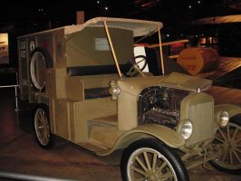 WWI Ambulance by SwiftFlyer