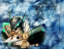 Jehuty - Zone of the Enders 2 by RaigaSpiffy