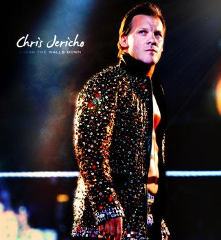 Chris Jericho by isharkfeli