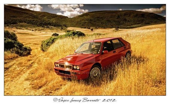 Lancia Delta Integrale II 02 by vlbphoto