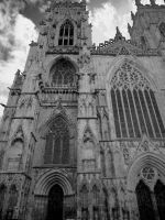 York Minster. by WorldIsMyPlayground