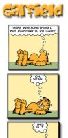 Garfield of the Month 004 by rcardoso530
