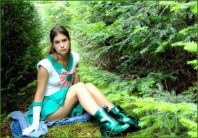 Forest : Sailor Jupiter by Mikacosplay