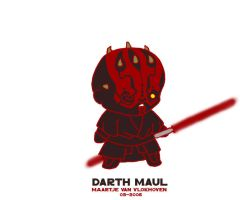 darth maul by V-lock