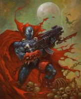 Spawn by AlexHorley