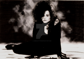 Bellatrix Lestrange... by Angelkitty765
