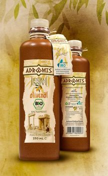 Label Design for Adramis by byZED