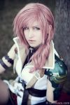 Lightning - FFXIII by LiKovacs