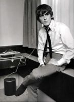 George Harrison by iLoveMrPhD