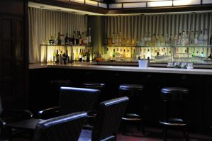 Traxx Art Deco Bar by AndySerrano