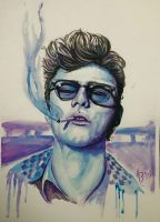 James Dean (2) by Only1Hash