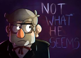 Not What He Seems by LeniProduction