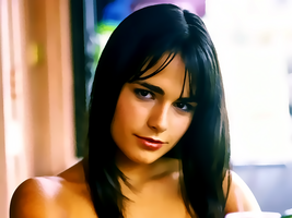 Jordana Brewster Fast five by kingwicked