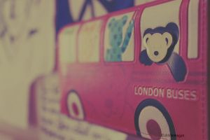 London buses by AhhitsMegan