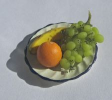 Miniature Fruit II by sonickingscrewdriver