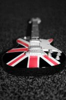 Guitar by Kaptured-by-Kirsty
