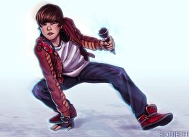 Justin Bieber by EddieHolly