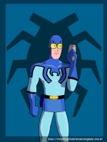 Blue Beetle by VictorHugo