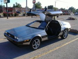 DeLorean by Perceptor