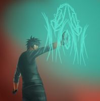 The Agent by Luminent-Soul