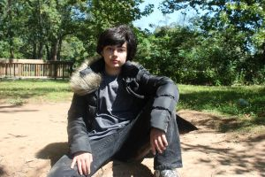 Nico di Angelo cosplay by Lolgal64