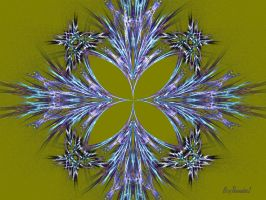 Butteryfly Fractal by BigThunder1