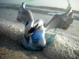 Lugia's Wave by Emakura