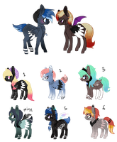 Oxymore X Night Sky ADOPTS closed by acervine