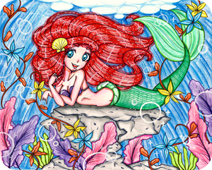 Under The Sea by sekaiichihappy