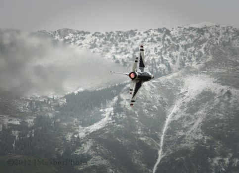2012 Thunderbird Solo by jdmimages