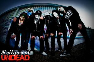 Hollywood Undead - Wallpaper 4 by WelcometoBloodstone