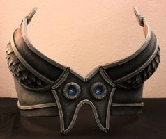 Skyshatter Breastplate by ChickenChopsticks