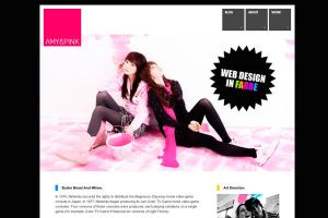 Nami WordPress Theme by tokyopunkstar