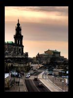 Dresden Germany HDR by stg123