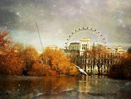 London Eye by GraceDoragon