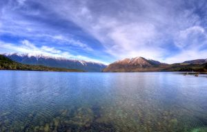 Lake Rotoiti by Cowabungabro