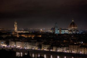 Florence by night by catalinm