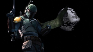 Boba Fett Wallpaper by The-Combine