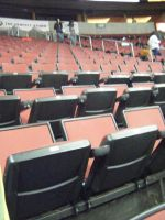 Empty Key Arena Seats by Seattle-Storm