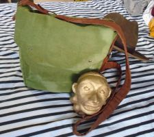 Indiana Jones's Bag by Angelpedia