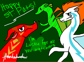 Happy St. Pats! by liighty